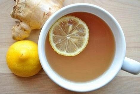 lemon ginger tea _youtube1